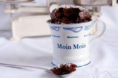 Schokoladiger Mikrowellenkuchen - vanillakitchen