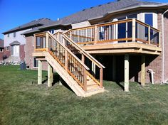 Deck Stairs Design Ideas incredible Exterior Deck Railing Designs In Stair Design Ideas For Decks