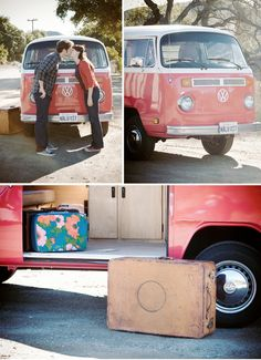 Definitely the colour I want my Kombi...(when I get one)