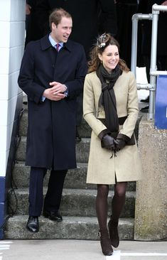 Prince William Men's Suit - Prince William Looks - StyleBistro