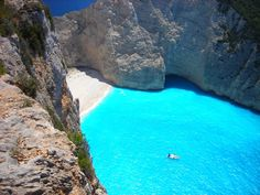 Visit Greece. This and the blue top buildings by the ocean in Greece. Don't pretend like you don't know what I mean.