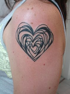 Heart #Tattoo