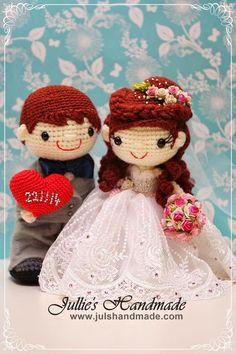 Best Wedding Amigurumi - Crochet 365 Knit Too