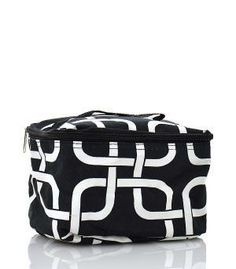 Geometric Print Cosmetic Bag - Black (other colors/designs also available!), $11.95