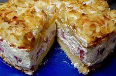 Beste Kuchen: Himmelstorte mit Himbeeren