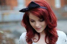 Loving red hair