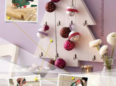 Sapin de Noël Instructions de bricolage zum selber...