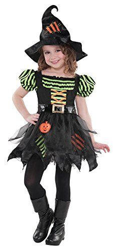 Juniors Pumpkin Patch Witch Costume Size Medium 810 -- Click image for more details. Childrens Halloween Costumes, Costumes For Teens, Boy Costumes, Halloween Outfits, Halloween Kids, Halloween Clothes, Costume Ideas, Halloween Party, Witch Outfit