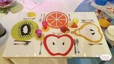 Tovagliette Tutti Frutti