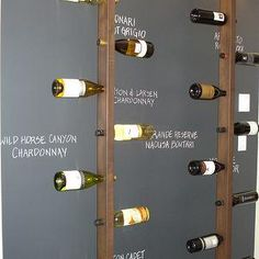 Portico Design Group - basements - basement wine cellar, wine cellar, wine bottle storage, wine bottle holder, vertical wine bottle storage,...