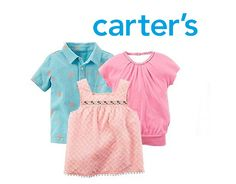 Free Shipping on All Orders  Extra 25% Off $30 or 15% Off Sale (carters.com)