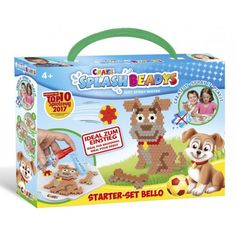 CRAZE Splash Beadys kezdő csomag - BELLO KUTYUS Starter Set, Toy Chest, Storage Chest, Lunch Box, Toys, Home Decor, Clearance Toys, Activity Toys, Decoration Home