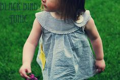 Toddler shirt tutorial.  I'm not a big fan of the color combo, but the shirt is adorable.
