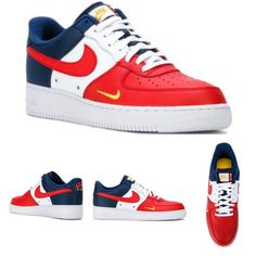competitive price f1ad1 bdb57 NIKE Air Force 1 Low Mini Swoosh sneakers  Check them out click