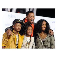 """Jaden Smith Hates When Will And Jada Get """"Raunchy"""" 