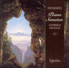 Precision Series Stephen Hough - Hummel:Piano Sonatas Ops. 20/81 & 106
