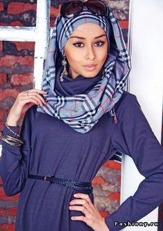 From Moscow based designer Rezeda Suleyman : hijab
