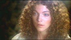 Amy Irving had long, curly hair in Crossing Delancy. Curly Hair Care, Curly Hair Styles, Amy Irving, Diana Gabaldon Outlander Series, Outlander Casting, Naturally Curly, Curls, It Cast, Long Curly