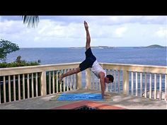 Power Yoga Class - Taming the Dragon