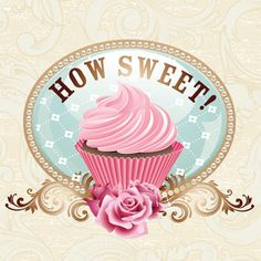 Cupcake Couture Beauty Logo Design