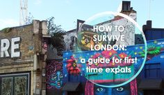 How to survive London cover