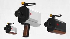 Kodak And Yves Béhar Team Up On An 8mm Camera To Save The Film Business