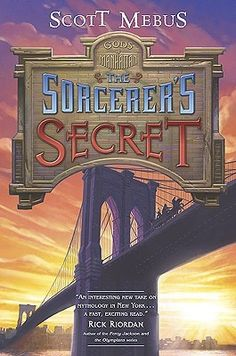 This book is the third and final book in Scott Mebus's Gods of Manhattan series, and would highly recommend it if you like books with more action than normal in them. Description from goodreads.com. I searched for this on bing.com/images