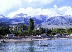 Киргизия, озеро Иссык-Куль
