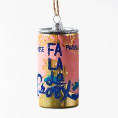 La Croix Ornament | Paper Source