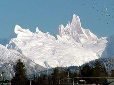 Devils Thumb Alaska - Bing Images