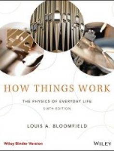 University physics with modern physics 12th edition free ebook how things work the physics of everyday life 6th edition fandeluxe Gallery