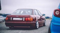 "radracerblog: ""Audi 80 B3 """