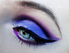 Makeup http://tylkokasiaa.blogspot.ie/2015/02/purple-passion.html