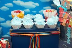 Candy and Cake: Super Grover Party