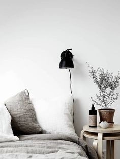 my scandinavian home: The clean, calm Swedish home