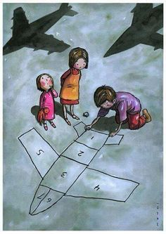 Özgür Filistin Gazze Gaza  Savaş ve Çocuk
