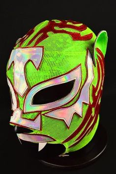 TIGER 11 Lycra Mexican Wrestling Lucha Libre Mask Luchador Halloween Costume