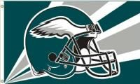 Philadelphia Eagles 3' x 5' Premium Quality Flags