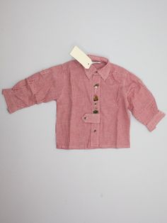 Camicia  bambino St. Peter Country