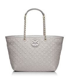 Tory Burch Marion Quilted Small Tote : Women's View All | Tory Burch