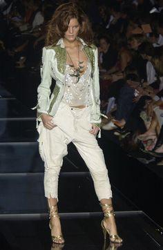 Roberto Cavalli Ready-to-Wear Spring / Summer 2004