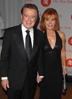 Regis and Joy Philbin
