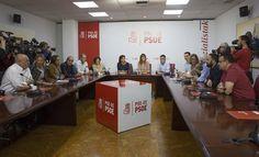 Los socialistas vascos acuerdan defender el 'no' a Rajoy en el Comité Federal