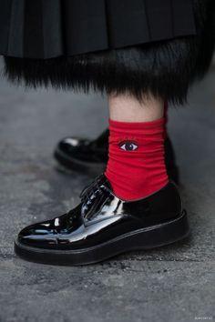 187018da0429 Kenzo eyes Denim Shoes, Sock Shoes, Shoe Boots, Fashion Socks, Women s  Fashion