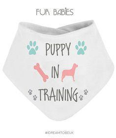 Puppy in training dog bandana  puppy bandana puppy neck