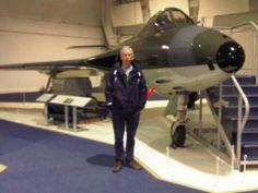 Single seat Hunter at RAF Museum, Hendon.