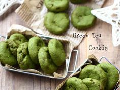 サックサク☆抹茶クッキーの画像
