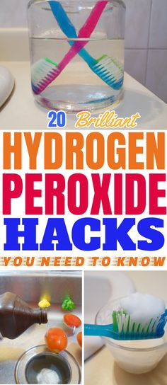 15 Best cleaning with hydrogen peroxide images