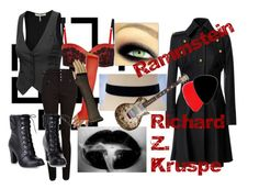 Richard Zven Kruspe by slytheriner on Polyvore featuring Prabal Gurung and J.TOMSON