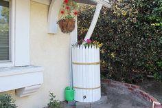 How to Construct Rain Barrels   eHow